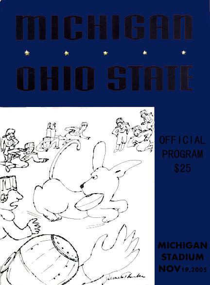 Go Blue 2005 #6