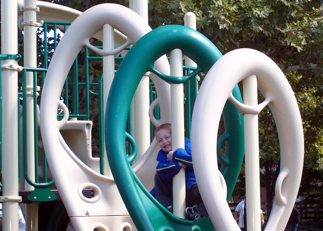 RJ at the Park