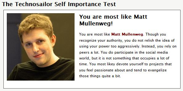 Self-Importance Test