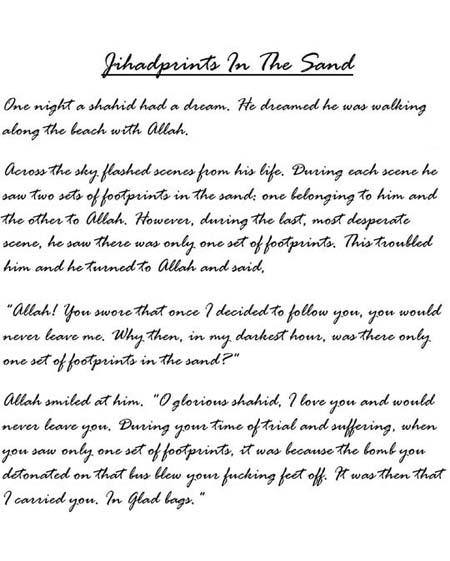 """Jihad""prints"
